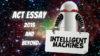 ACT practice essay: Intelligent Machines prompt