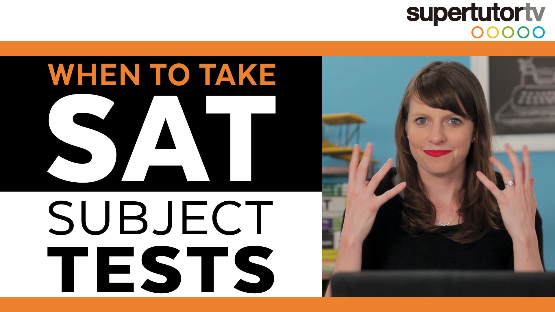 When to Take SAT Subject Tests