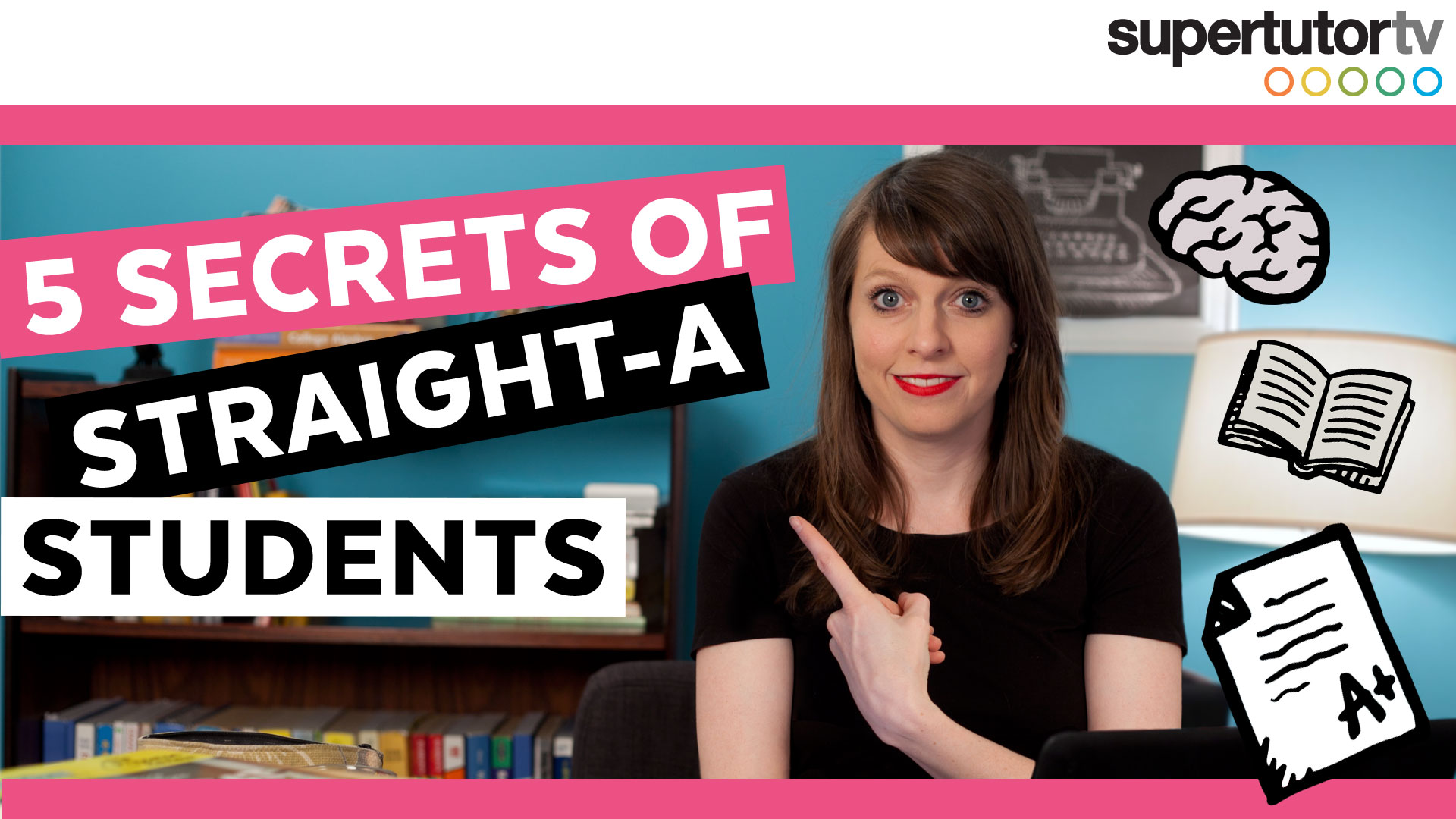 5 Secrets of Straight A Students: Study Hacks & Tips!! What Teachers WON'T tell you!