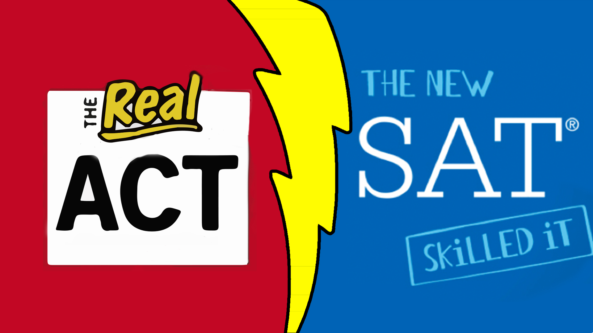 The ACT vs The New SAT: What are the similarities and differences between these two college entrance exams?
