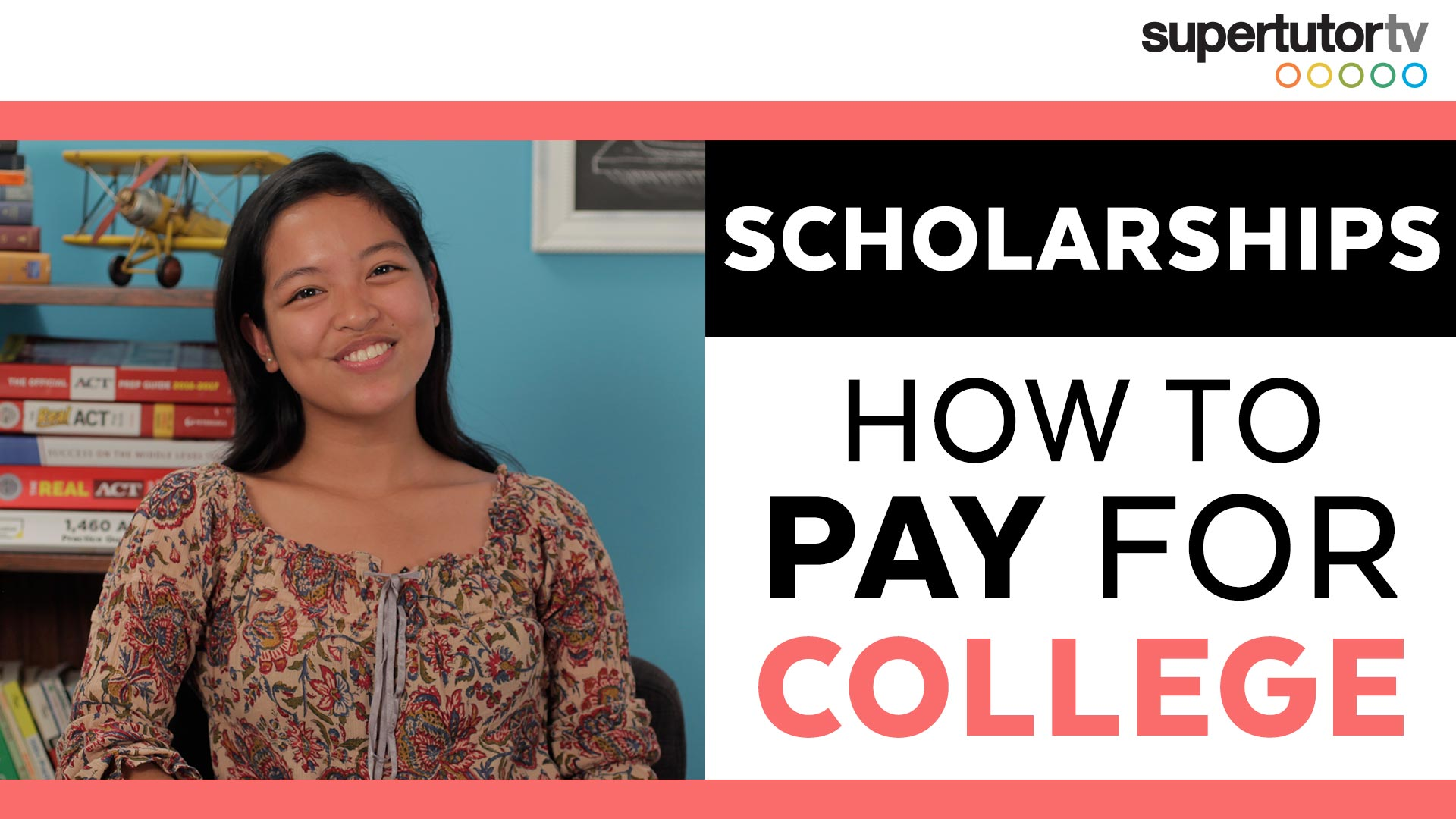 How to Pay For College: Part 1 - Scholarships (FREE MONEY for college!!!)