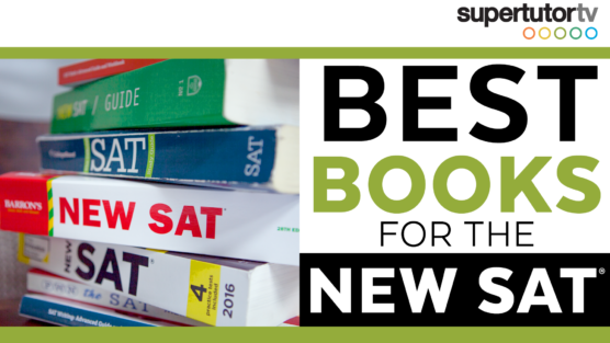 Best Books for The New SAT®
