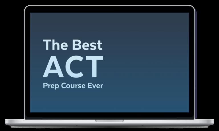 ACT® Course