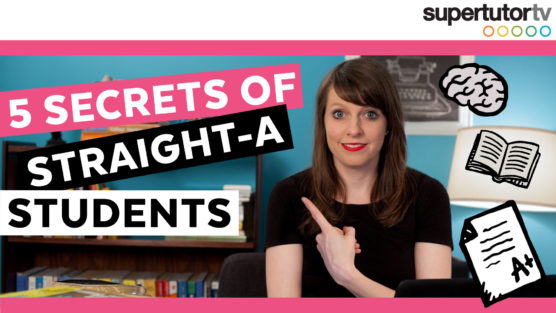5 Secrets of Straight A Students