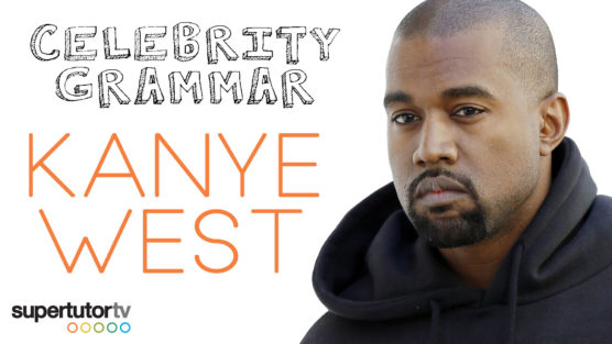 Pronoun Agreement Errors! Celebrity Grammar with Kanye West