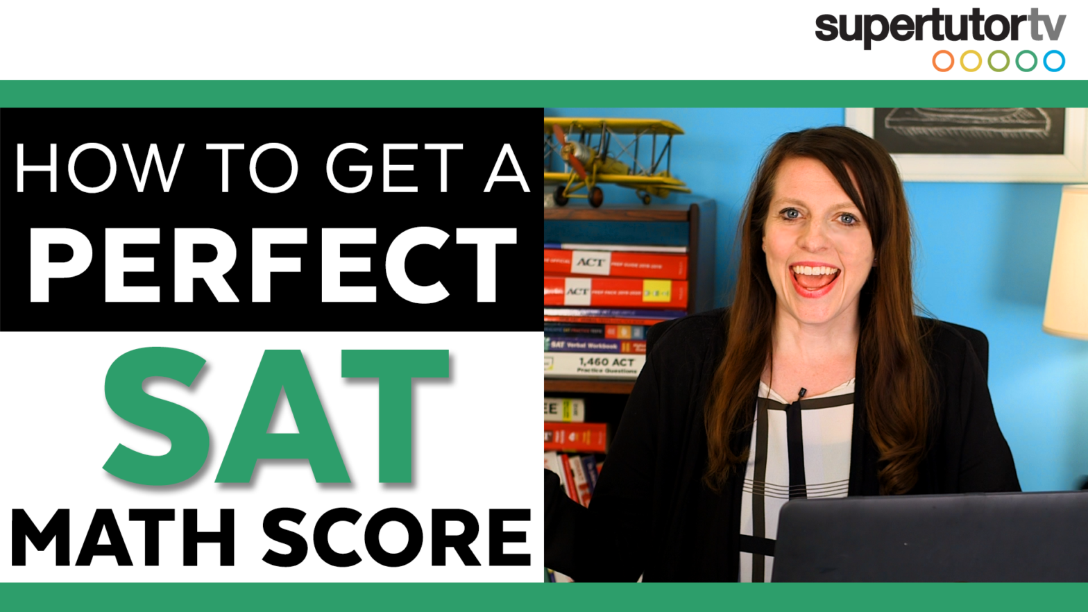 How to Get a PERFECT Score on the SAT® Math Section!
