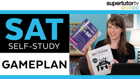 SAT® Self-Study Game Plan: Study Schedule Tips & Tricks
