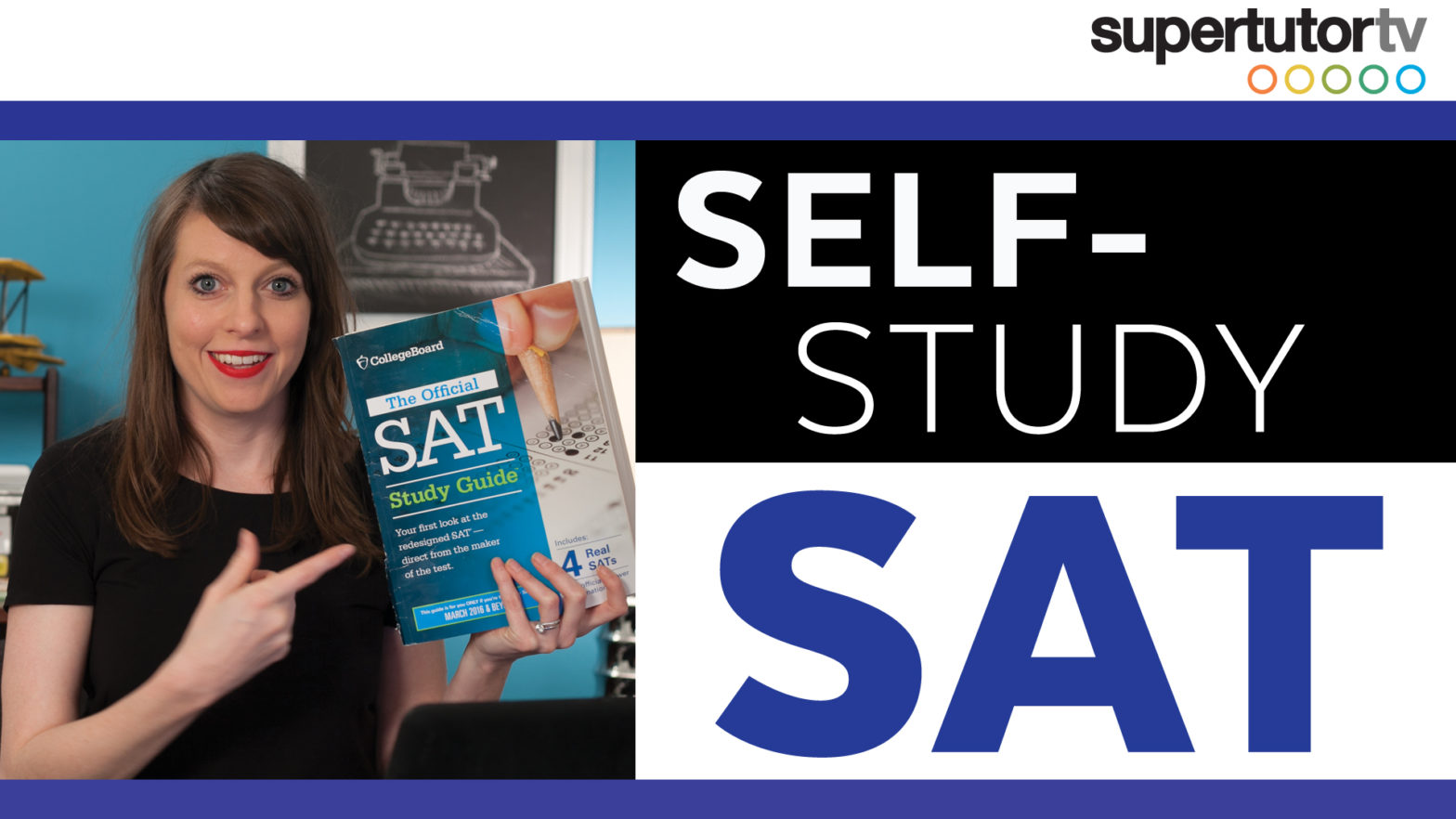 How to Self-Study for the New SAT® Test