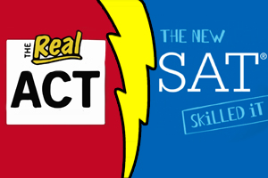 """Should I take the new SAT® or ACT®?"""