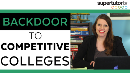 Backdoors to Competitive Colleges: Getting in An Easier Way