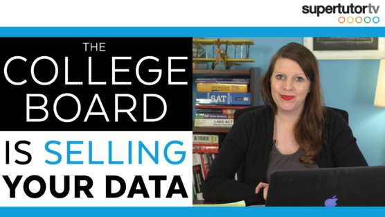 The College Board is Selling Your Data!