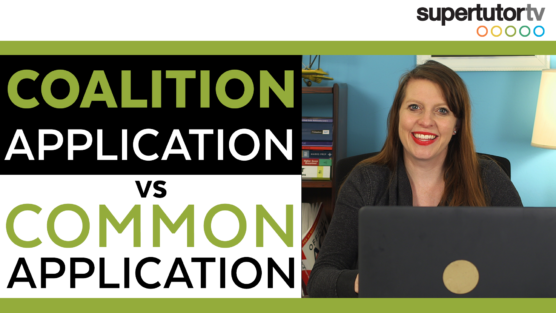 The Common Application vs. The Coalition Application: Which Should You Use?