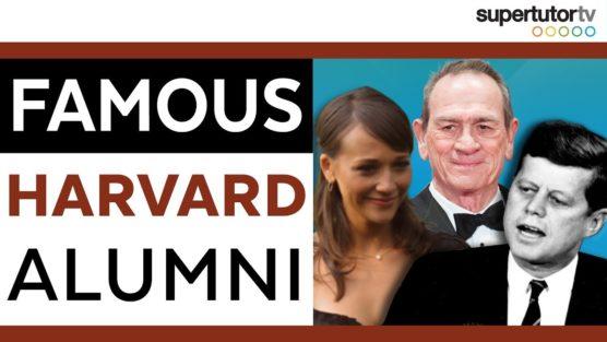 Famous Harvard Alumni