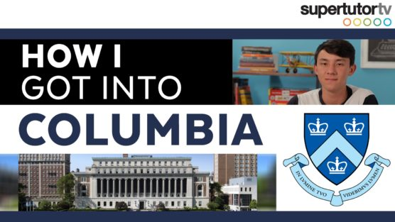 How I Got Into Columbia