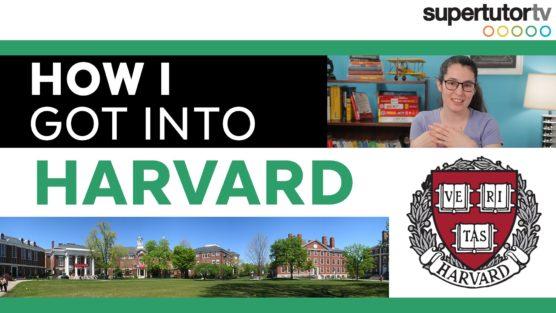 How I Got Into Harvard