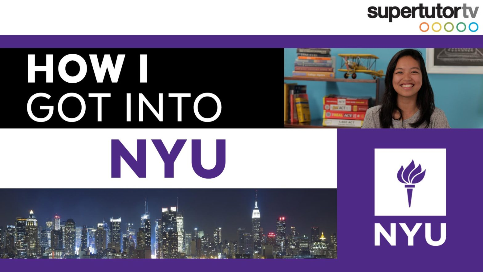 How I Got Into NYU: More College Admissions Tips!