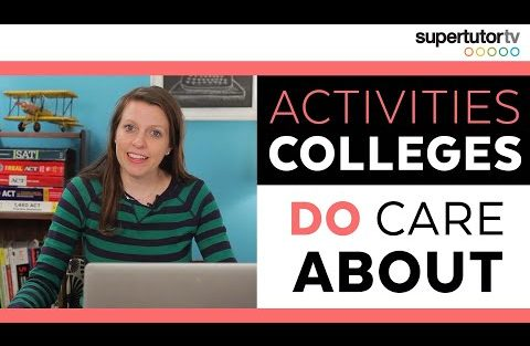 Activities That DO Impress Colleges! Own the College Admissions Process