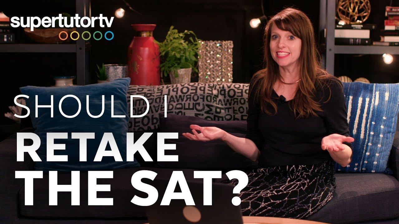 Should I Retake the SAT®?
