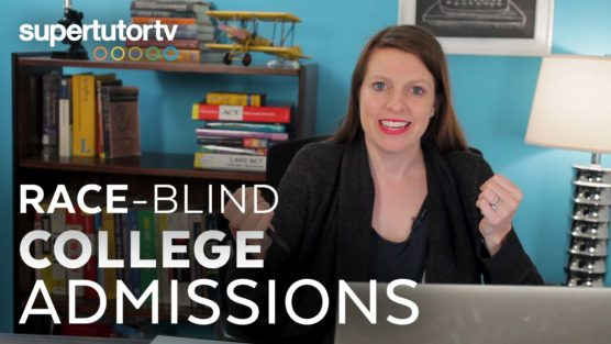 How do Race-blind College Admissions Affect You?