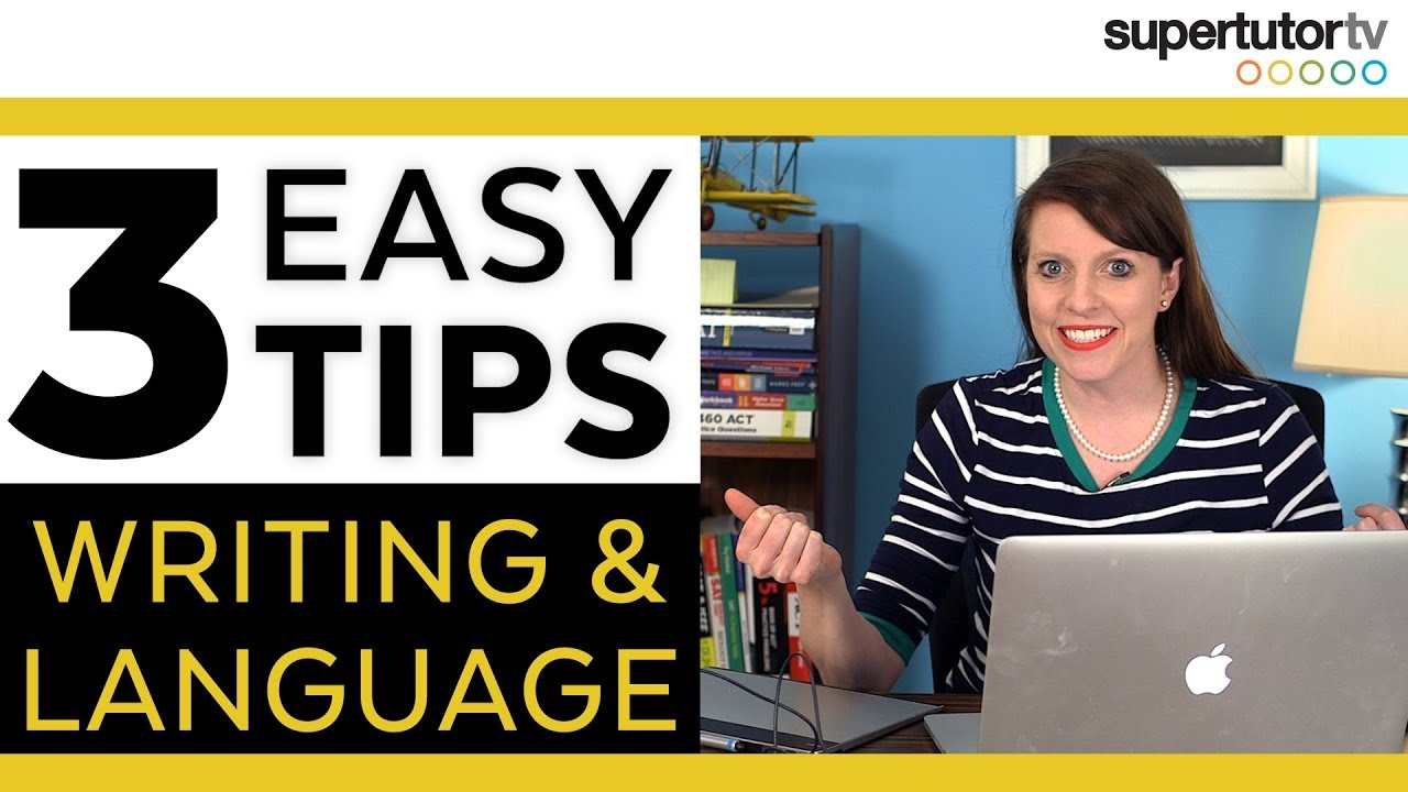 SAT® Writing & Language: 3 Easy Tips For 50 More Points