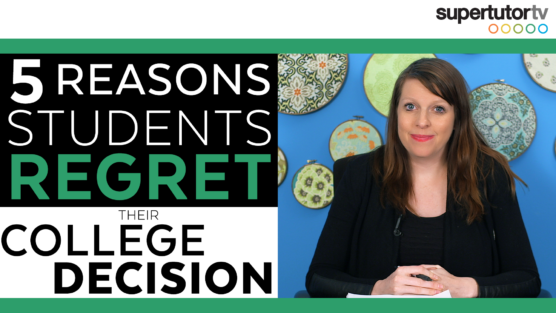 Five Reasons Students Regret Their College Choice