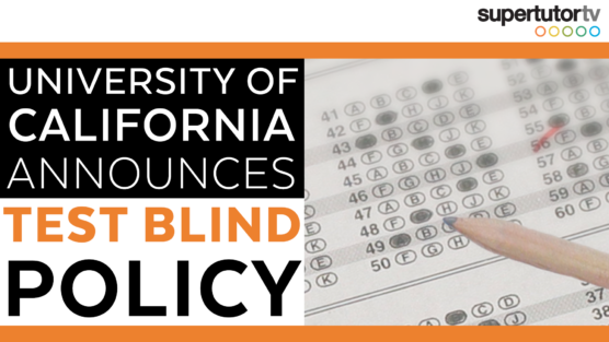 The University of California's New Testing Policies