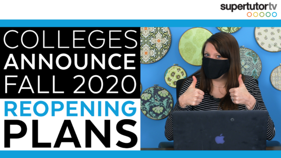 Colleges' Fall 2020 Reopening Plans