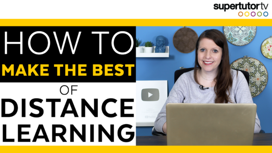 How to Make the Best of Distance Learning
