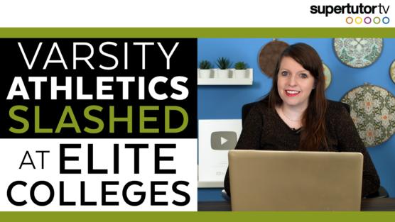 Varsity Athletics Slashed at Elite Colleges
