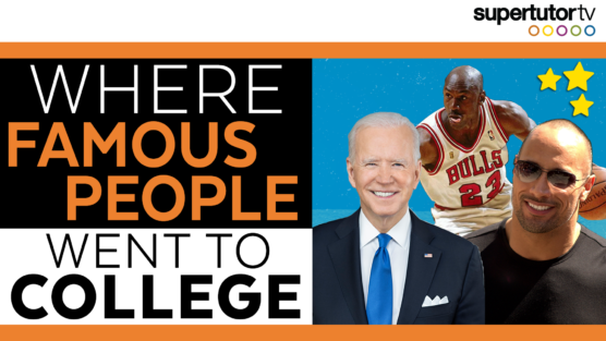 Where Famous People Went to College